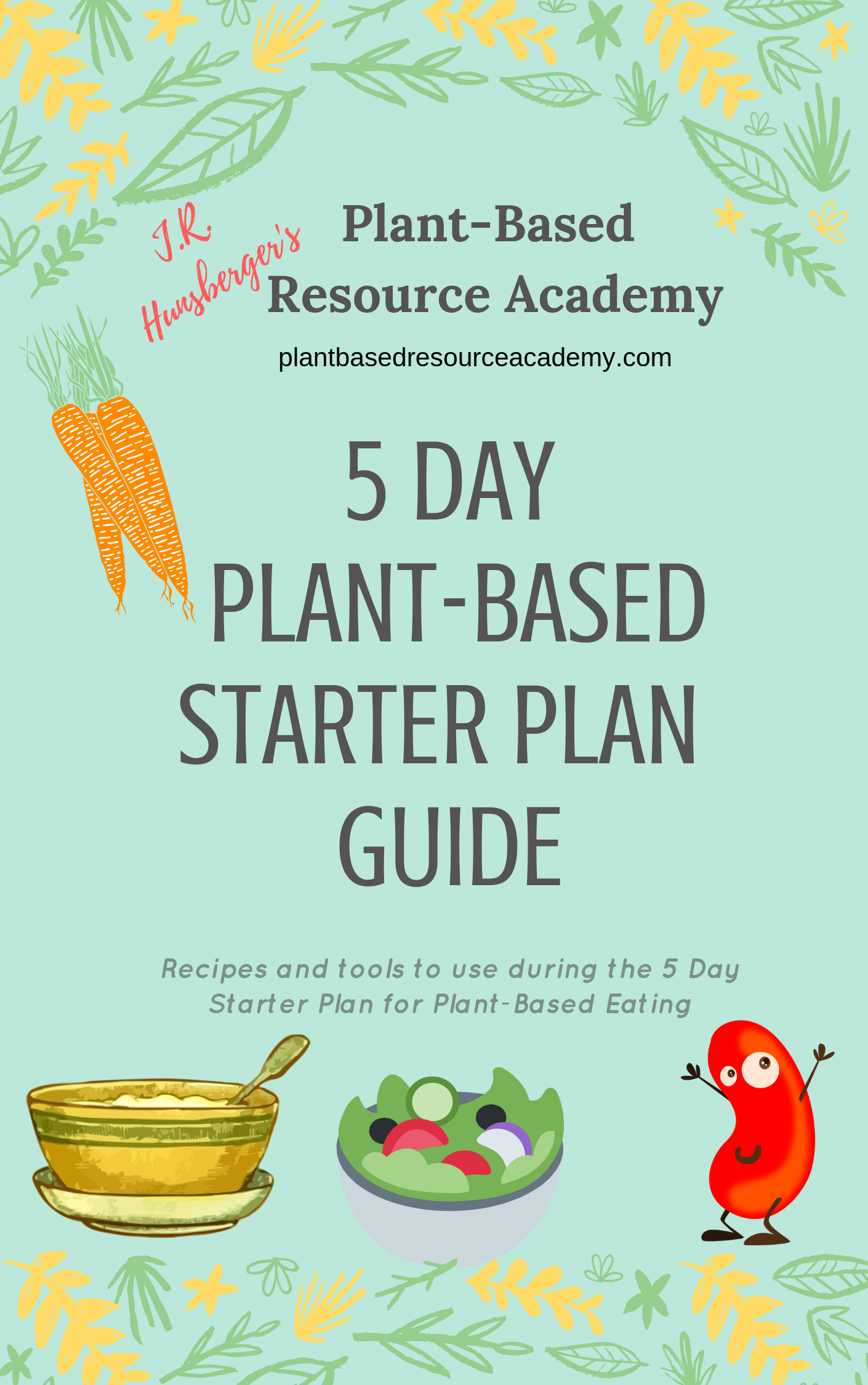 Home - Plant-Based Resource Academy
